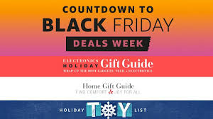 amazon black friday 2016 sales amazon launches black friday deals store enewsbreak com