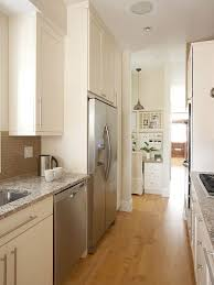 Galley Kitchen Designs Pictures by Contemporary Galley Kitchen Designs I Like The Cabinet Over The