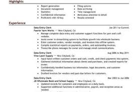 Office Clerk Resume Examples by Clerical Resume Sample Clerk Sample Resume Free Resumes