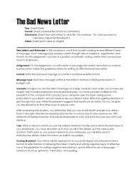 writing white paper downloads for teachers assignment descriptions the visual great for business communication courses this assignment helps students learn to write messages that convey bad news three pages