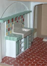 cuisine miniature construction au fil de la durance miniature