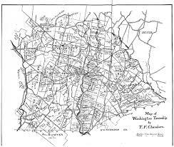 Nj Counties Map Hunterdon County New Jersey