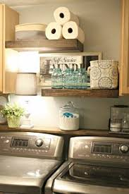 Laundry Room Decor And Accessories Rustic Shabby Chic Laundry Room Vintage Vinyl Decal Http Www