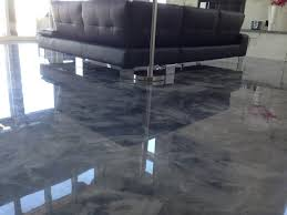Basement Floor Covering Metallic Epoxy Flooring Nh Ma Maine Concrete Contractor