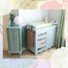 Changing Table Storage Cloth Storage Fluff Fluff