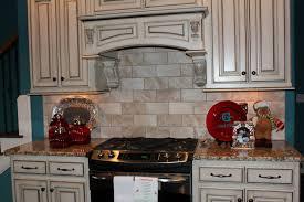 porcelain tile backsplash kitchen mohawk charbonneau color palais beige 4x8 porcelain tile makes a