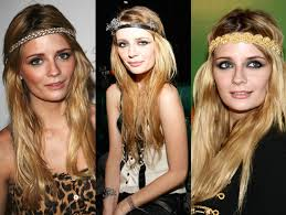 hippy headband stay hot with the hippie headband fad women hairstyle
