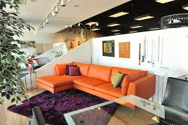 Modern Furniture Showroom by Contemporary Galleries About Us