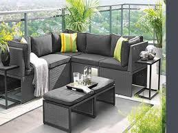 Gray Patio Furniture Sets Home Design Fabulous Small Patio Furniture Clearance Table And