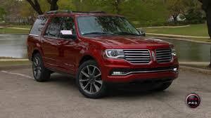 lincoln navigator 2016 lincoln navigator car pro review u0026 test drive youtube