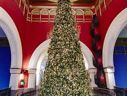 qvb swarovski christmas tree what u0027s on city of sydney