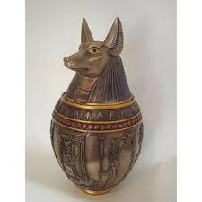 cat urn cremation urns for pets anubis jar