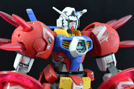 gundam kit painting guide for realistic models from japan blog
