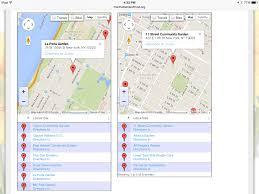 New York Boroughs Map New York City Garden Maps