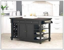 Kitchen Island With Wine Rack - portable kitchen island with wine rack home design ideas