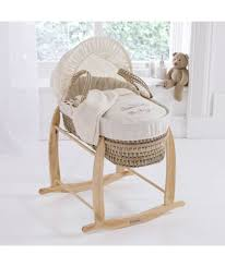 buy clair de lune my toys palm moses basket ivory at argos co uk