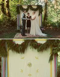 wedding backdrop tree outside wedding backdrops
