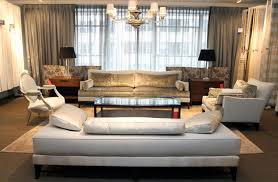 luxury seating furniture design donghia retail showroom new york