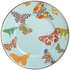 butterfly serving platter mackenzie childs butterfly garden enamel serving platter sky
