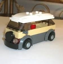 custom volkswagen bus lego custom vw bus based on set 4207 city garage car mud guard