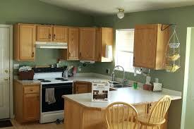 Kitchen Paint Colors With Light Cabinets Kitchen Colors With Oak Cabinets Kitchen Remodeling Ideas Oak
