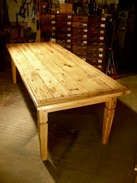 hickory table future project ideas pinterest log furniture
