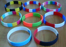 colored rubber bracelet images Cheap rubber wristbands price chopper wristbands jpg