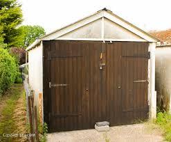 our car has a little garage u2026