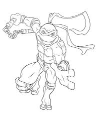 mutant ninja turtles coloring pages download print mutant