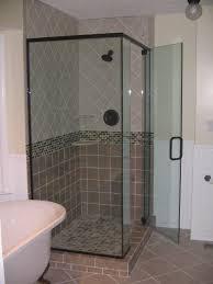 Shower Glass Doors Enjoyable Inspiration Bathroom Shower Glass Doors Ideas Tub