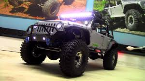 jeep hood accessories axial scx10 jeep upgrade part 10 led lights u0026 scale accesories