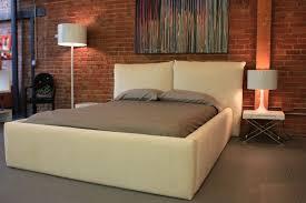 Low Profile King Size Bed Frame Bed Frames Shocking Low Profile Platform With Upholstered