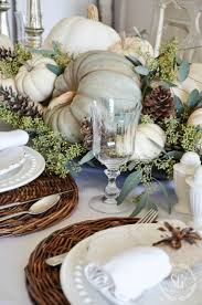 Thanksgiving Table Setting Ideas by Best 25 Thanksgiving Table Decor Ideas Only On Pinterest Fall