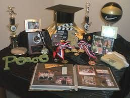 make a table with all your graduates achievements accomplishments