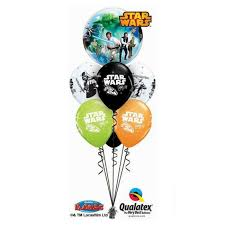 wars balloons delivery wars birthday bouquet large wham bam balloon
