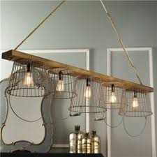 Basket Chandeliers Wood And Wire Basket Chandelier Wire Basket Chandelier Wire
