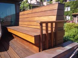 wood deck benches deck benches plans u2013 indoor and outdoor design