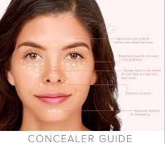 flawless face blemish cover up liquid concealer smooth creamy hide dark spots acne scars redness makeup