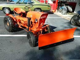 Red Barn Custom Wheels Small U0026 Great 1965 Economy Power King Tractor