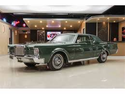 Lincoln Continental Price 1969 Lincoln Continental For Sale On Classiccars Com 8 Available