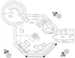 hexagonal plan straw bale house plans creative plan