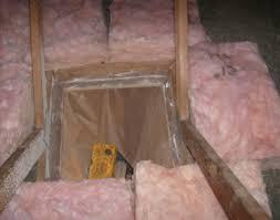 common attic insulation defects advantage home performance phoenix