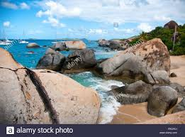 Light Up Rocks by Close Up Huge Granite Rocks At The Baths In Beautiful Virgin Gorda