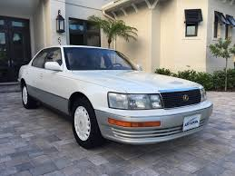 lexus service naples fl 1992 lexus ls400 sedan for sale by auto europa naples