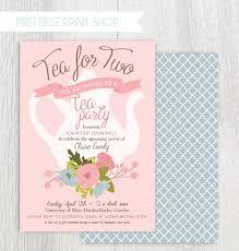 Baby Shower Invites Wording Ideas Printable Tea Party Baby Shower Invitation Tea Pot Floral