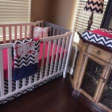 Crib Bedding Sets Girls by Best 25 Nautical Crib Bedding Ideas On Pinterest Nautical Theme