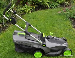 product review gtech cordless lawnmower the cynical gardener