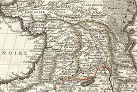 Ou Map File 1724 De L U0027isle Map Of Persia Iran Iraq Afghanistan