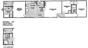 3 Bedroom 2 Bath Mobile Home Floor Plans Model 301 16x76 3bedroom 2bath Oak Creek Mobile Home Tiny Houses