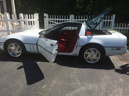 1989 Corvette Interior Corvette Trader Com Used Corvettes For Sale